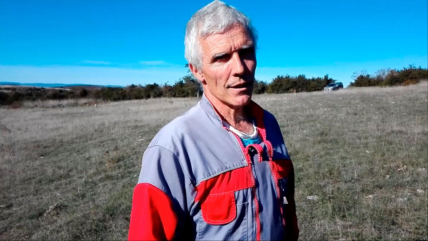 Phillipe Socquart, agriculteur